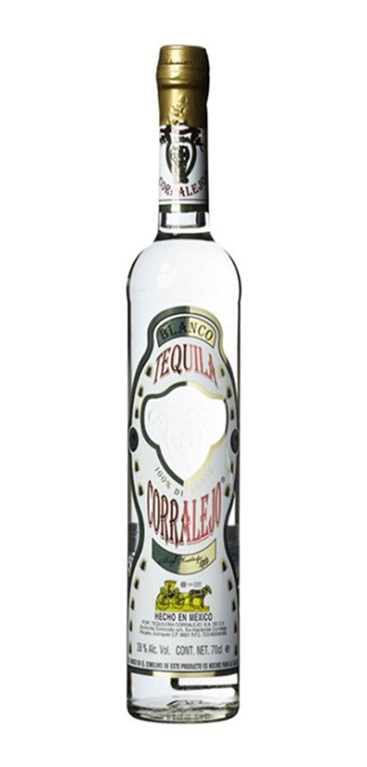 Tequila Corralejo Blanco, 1 ud