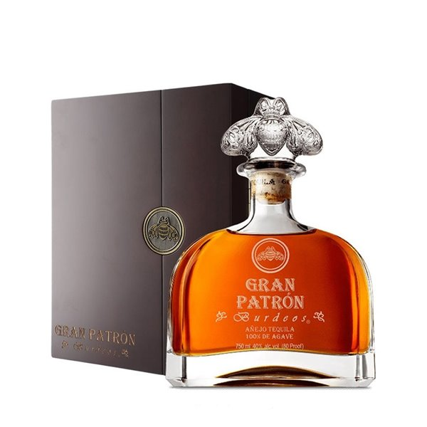 Tequila Gran Patron Burdeos 70 Cl.
