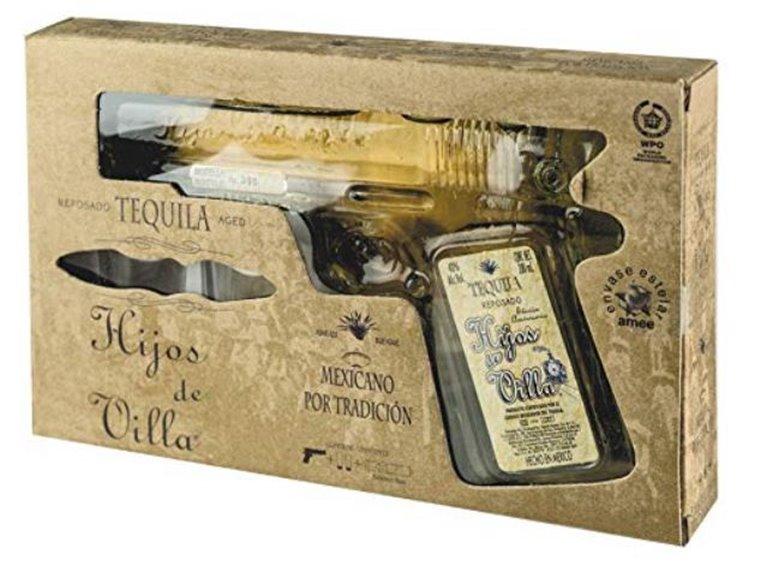 Tequila Hijos de Villa Reposado Pistola