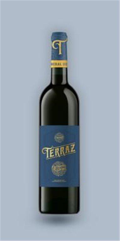 Terraz Crianza 2016, 1 ud