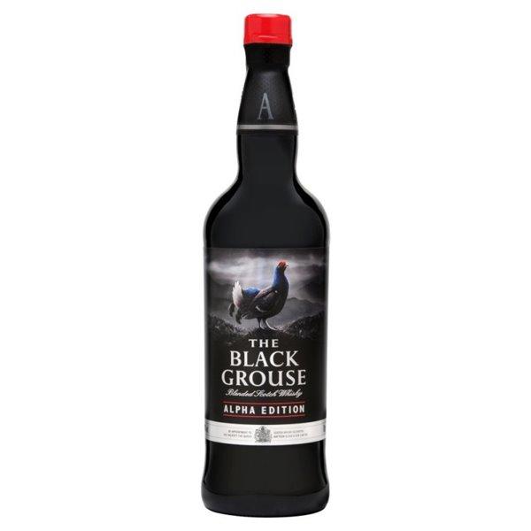 THE BLACK GROUSE ALPHA EDITION 0,70 L. + ESTUCHE