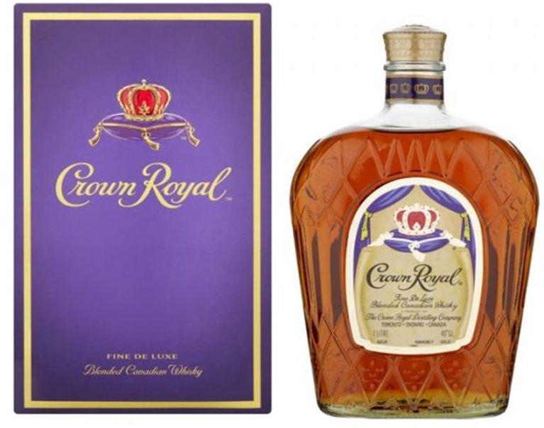 The Crown Royal 1 litro