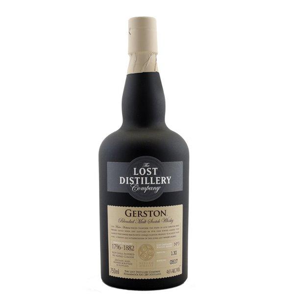 THE LOST DISTILLERY GERSTON DELUXE 0,70 L. + ESTUCHE