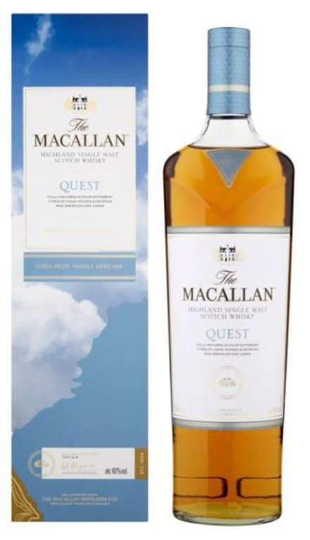 The Macallan Quest Litro