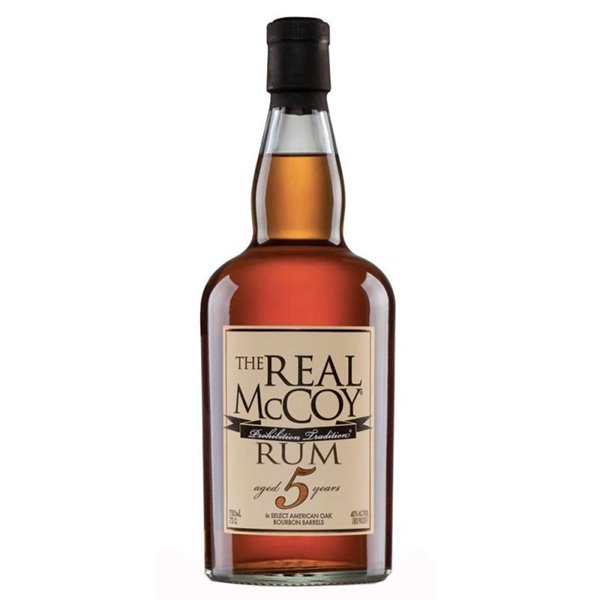 THE REAL MCCOY 5 YO 0,70 L.