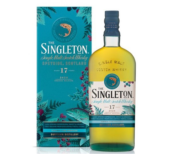 The Singleton 17 Años  Especial Release 2020
