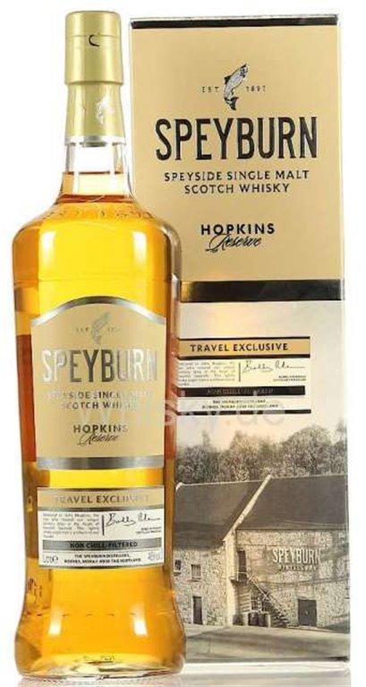 The Speyburn Hopkins Reserve litro