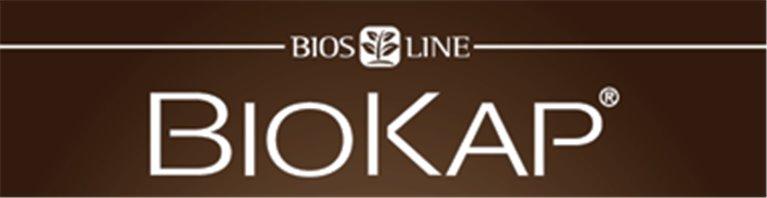 Tiente Biokap Delicato castaño claro caoba 5.5, 200 gr