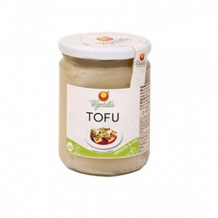 Tofu En Vidrio, 1 ud