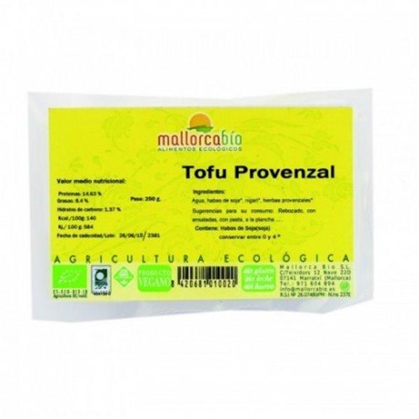 Tofu Provenzal