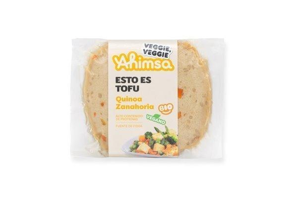 Tofu Quinoa Bio Ahimsa, 230 gr