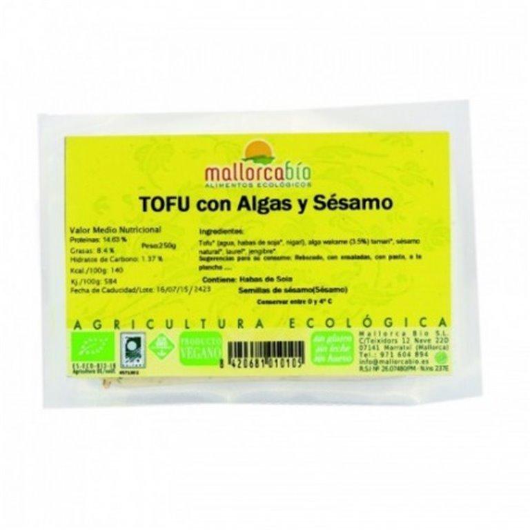 Tofu Sesamo Con Algas, 1 ud