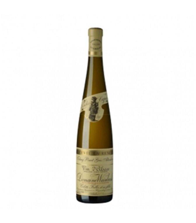 Tokay Pinot Gris Altenbourg Cuvée Laurence 75cl. Domaine Weinbach - 2015. 6 pcs