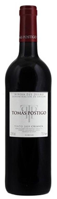 Tomás Postigo Crianza 2016, 1 ud