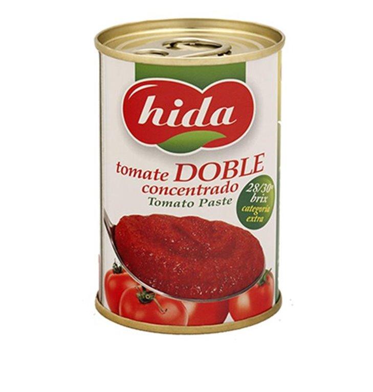Tomate doble concentrado Hida, 1 ud