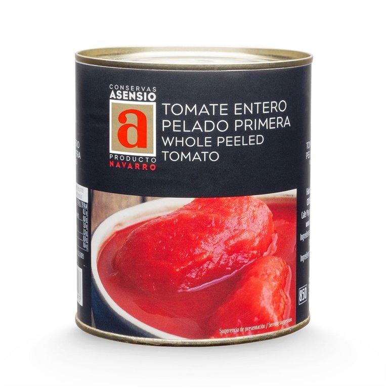 Tomate Entero Pelado 1 kg 780 g