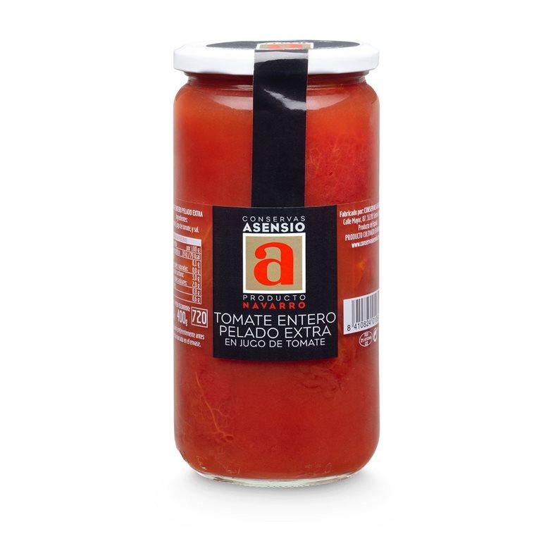 Tomate Entero Pelado Extra V720