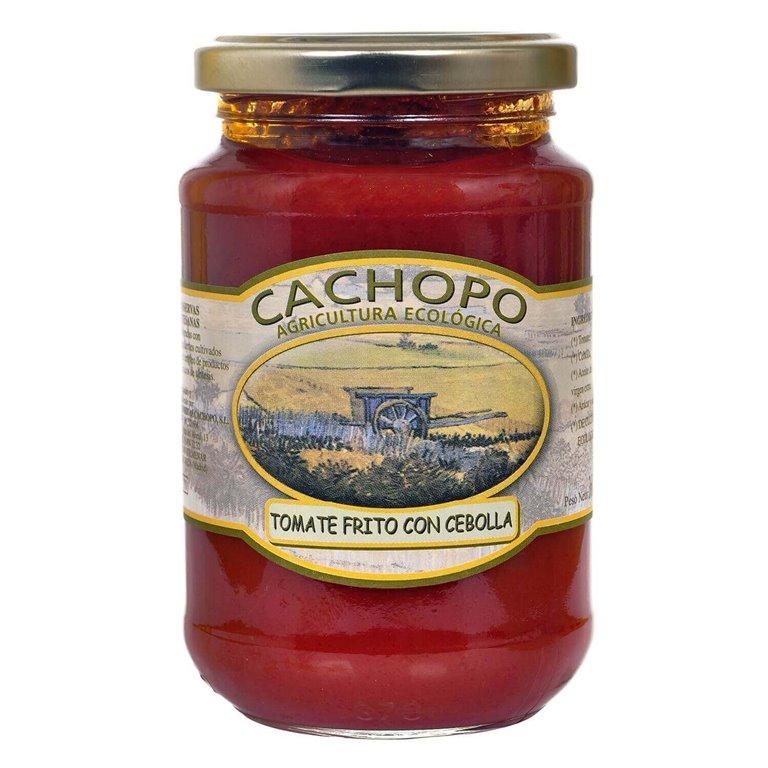 Tomate frito BIO con cebolla - Cachopo