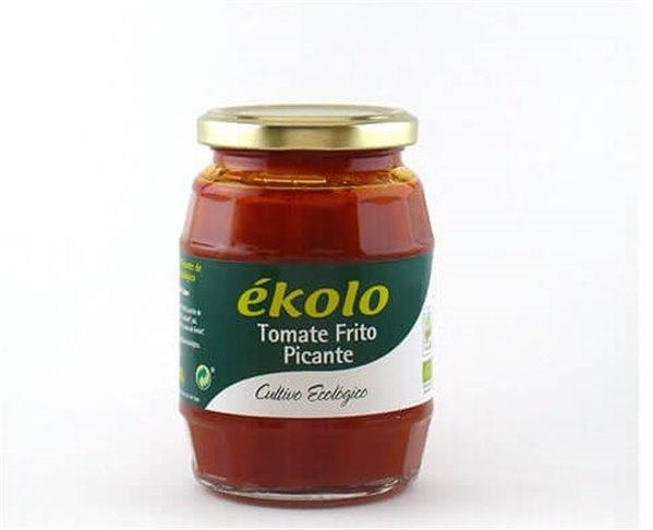 Tomate frito picante BIO 340 g - Ékolo