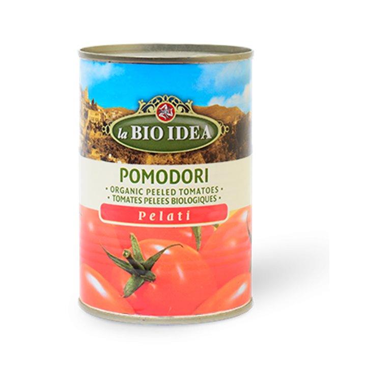 Tomate Pelado Lata, 1 ud