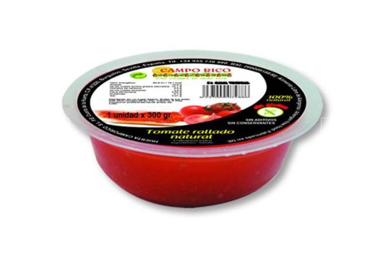 Grated tomato (300g)