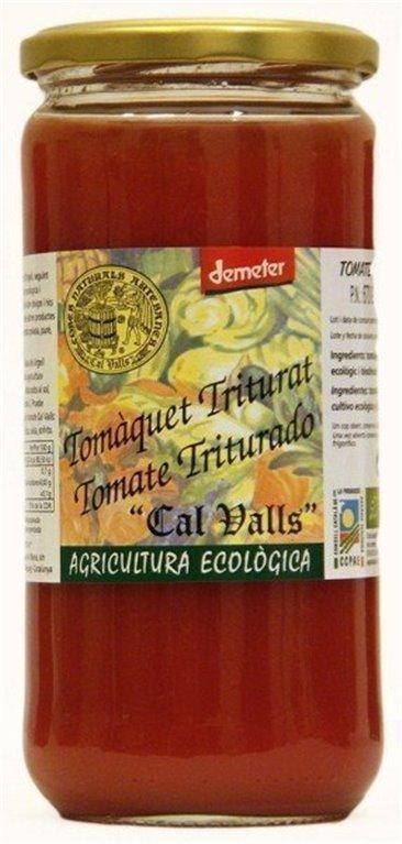 Tomate triturado demeter