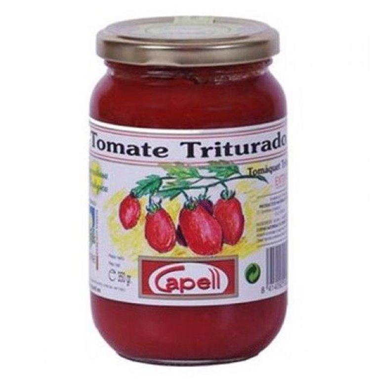 Tomate triturado ecológico Capell 350g