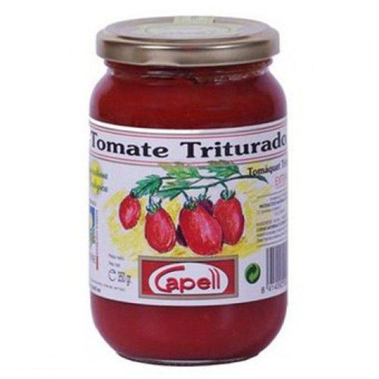 Tomate triturado ecológico, 350 gr