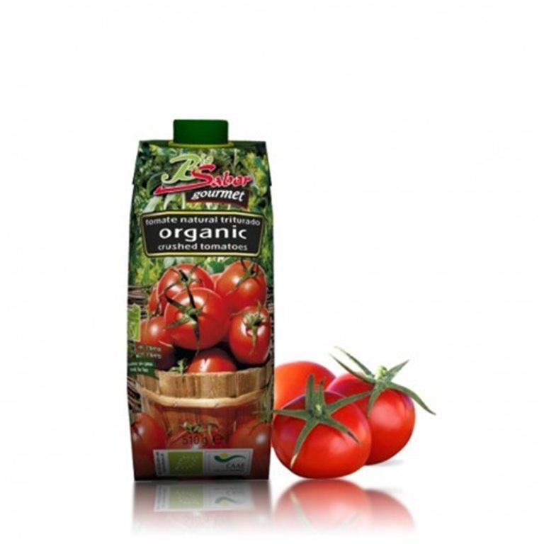 Tomate Triturado Natural, 1 ud