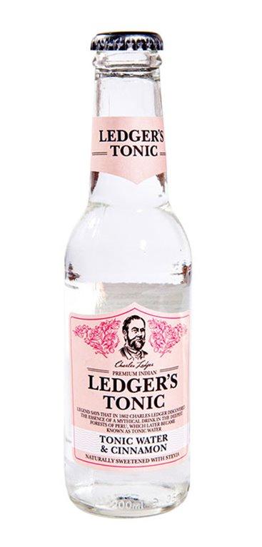 Tonica Ledger`s Cinnamon (caja 24 Botellines)