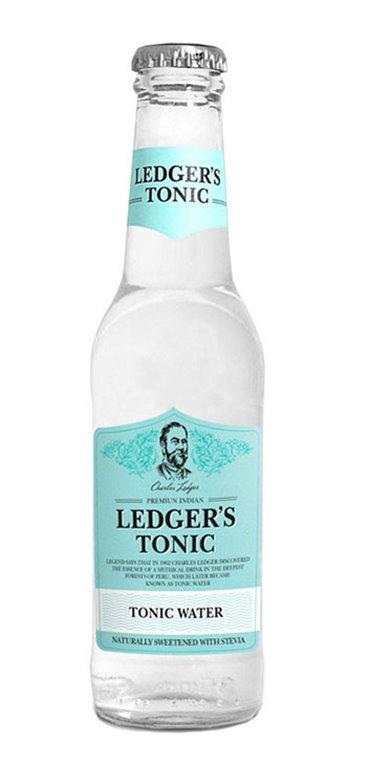 Tonica Ledger`s Tonic Water (caja 24 Botellines)