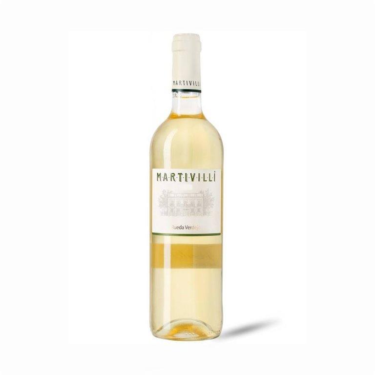 Martivillí Vino Blanco Rueda Verdejo, 1 ud