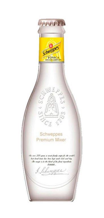 Tonica Schweppes Premium (caja de 24 botellines)