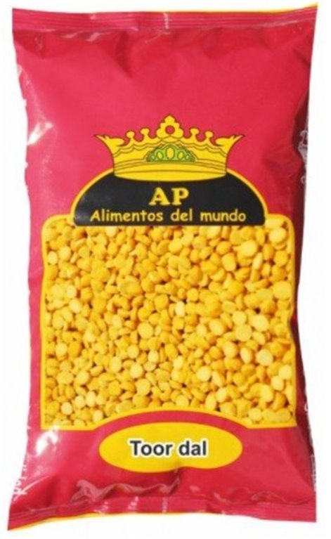Toor Dal (Guandú) 500g