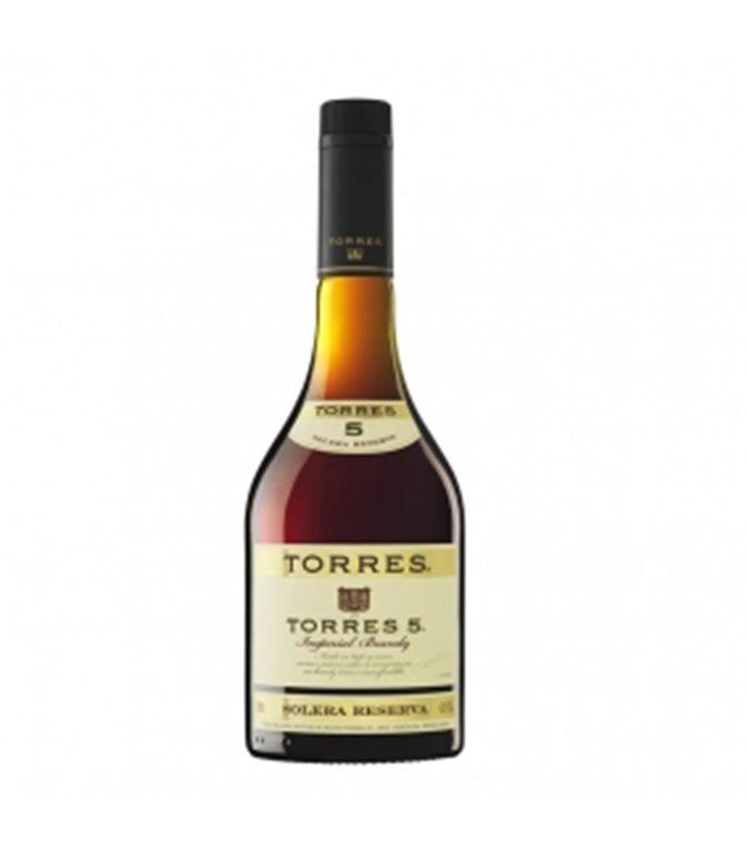 Torres 5 70cl. Torres. 6un.