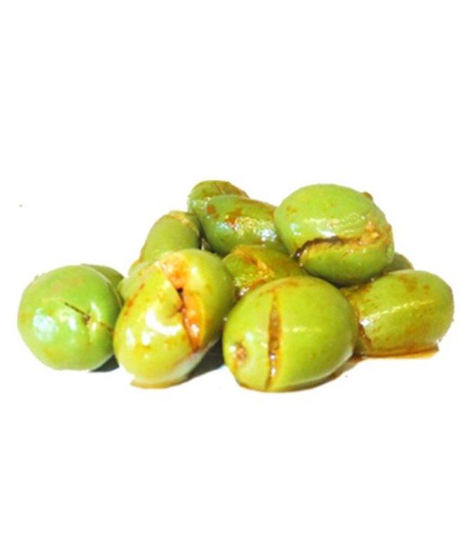 Aceituna Machacamoya