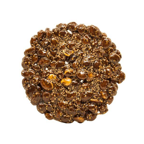 Torta de turrón de Guirlache con Ajonjolí 200g - Gourmet