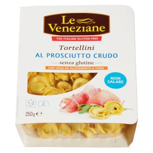 Tortellini con Jamón Curado y Queso Sin Gluten 250g