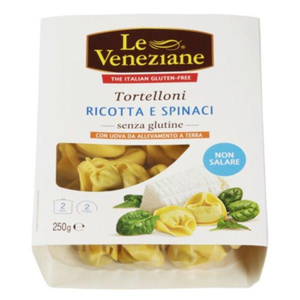Tortelloni con Ricotta y Espinacas Sin Gluten 250g