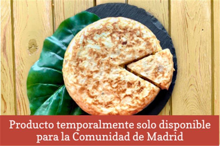Tortilla de patatas (1200gr)
