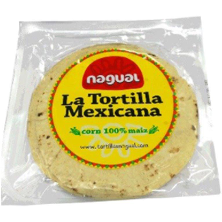 Tortillas Mexicanas de Maíz Sin Gluten 220g (8 unds.), 1 ud