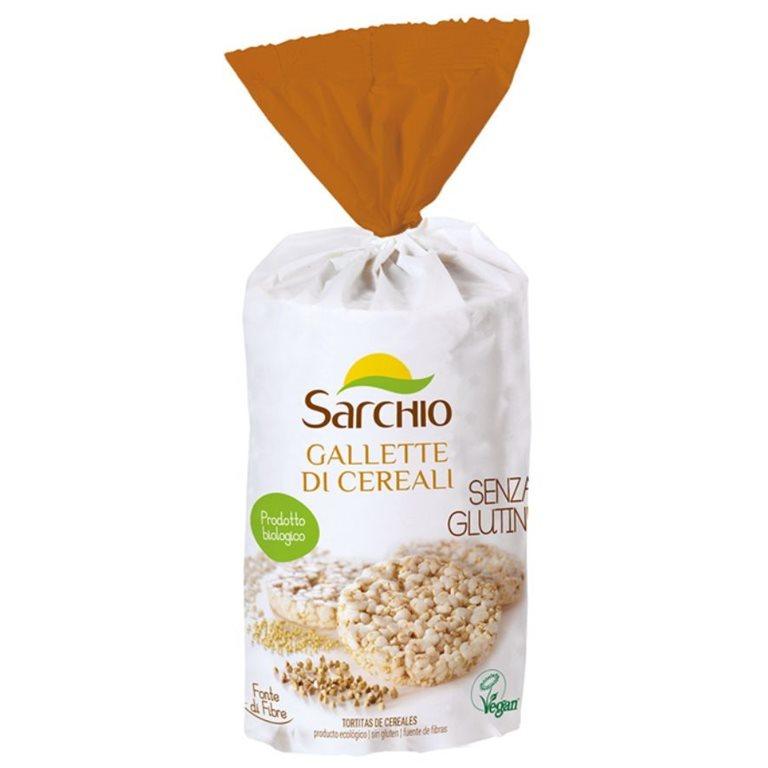 5 Cereal Pancakes Gluten Free Bio Sol Natural 100g