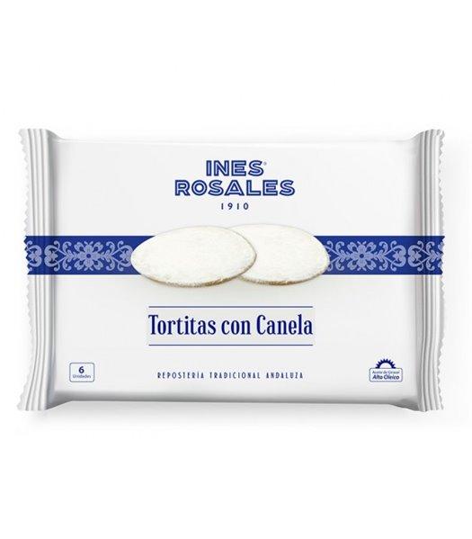 Tortitas con canela - 6 ud - 200 g.