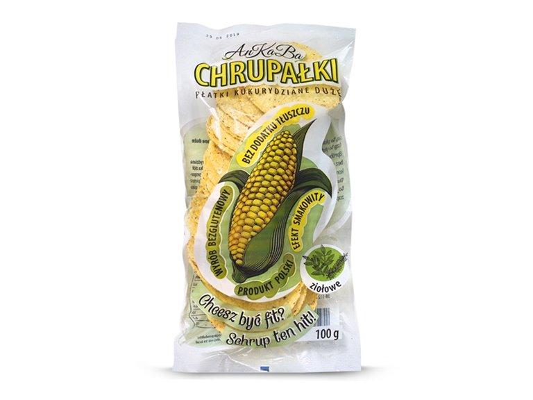 Tortitas de maíz | Sabor Paprika | Sin Gluten 100g