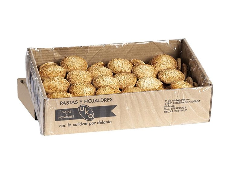 Tortos de Almendra 2 KG (granel)