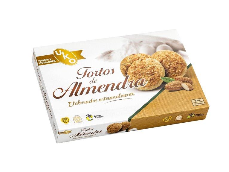 Tortos de Almendra