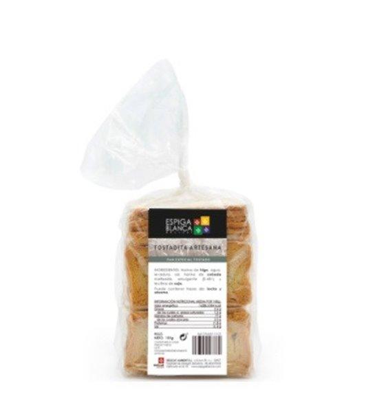 Tostadas Artesanas 100 gr. Para Compartir