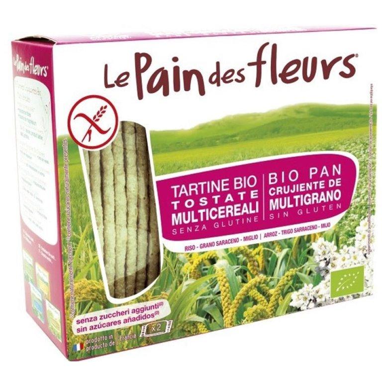Tostadas Multicereales Sin Gluten Bio 150g