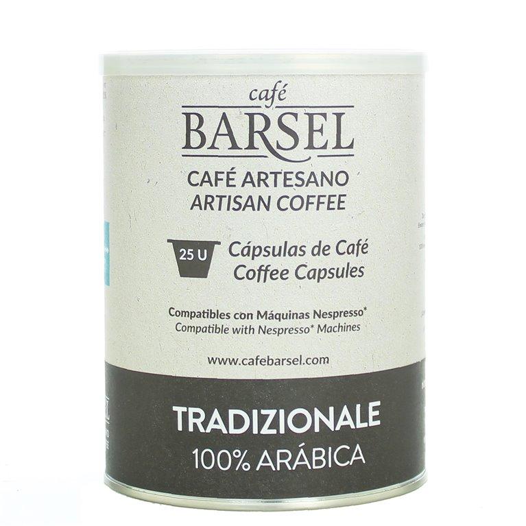 TRADIZIONALE - Cápsulas compatibles Nespresso® - 25 uds