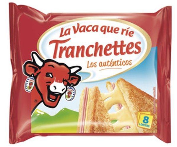 Tranchettes La Vaca que ríe (8 lonchas)